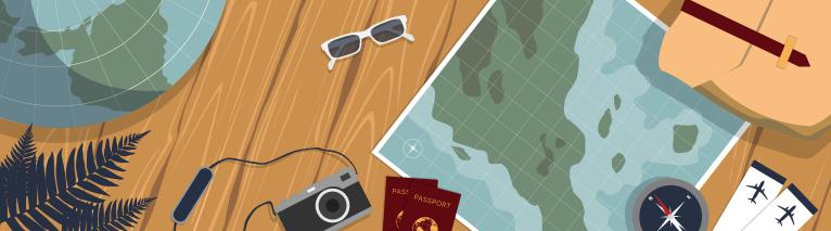 Travel Genre header